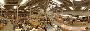 One of Our Warehouses.